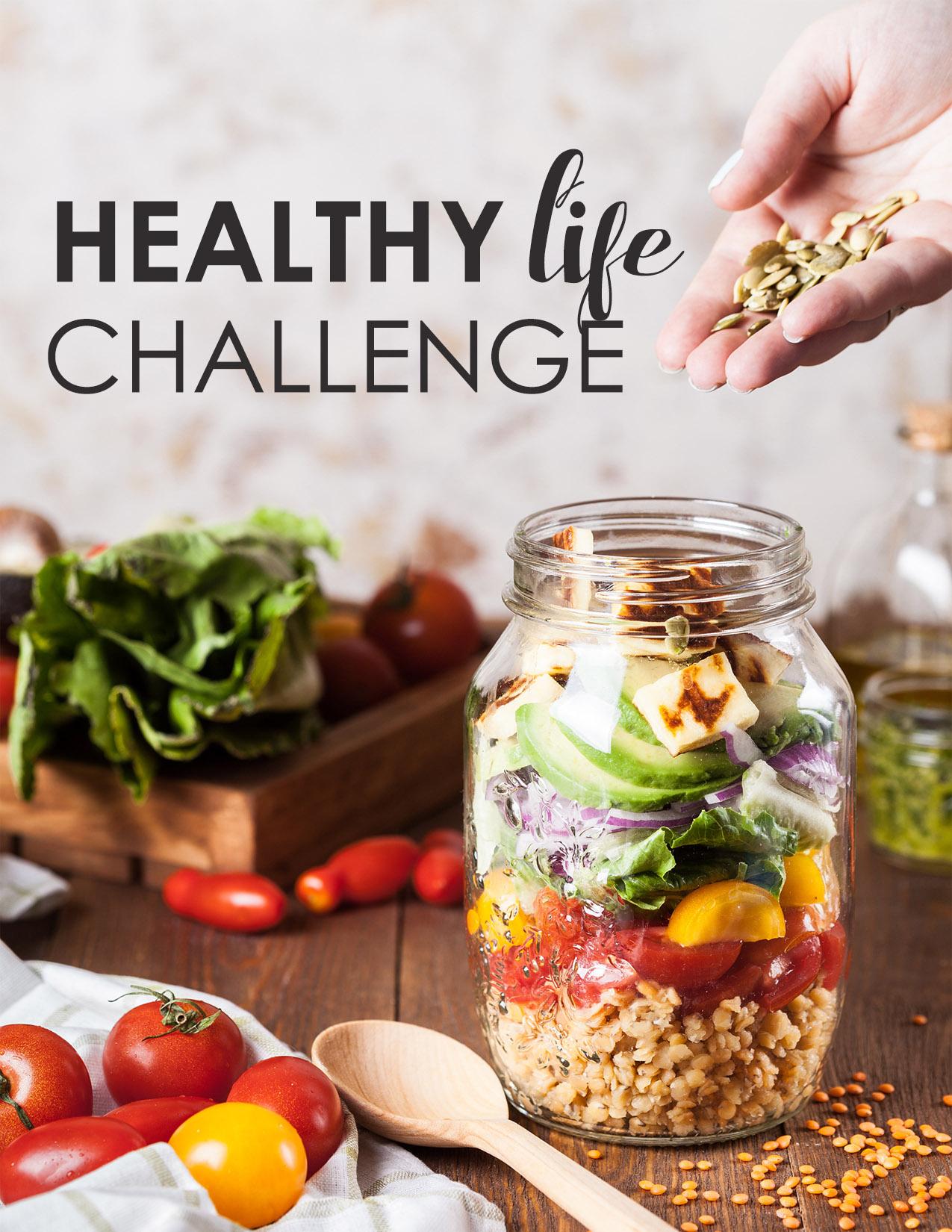 Healthy Eating Challenge - Trish Allan